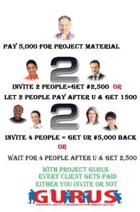 projectguruslogo reward programme